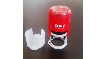 Печать Colop R30 красная