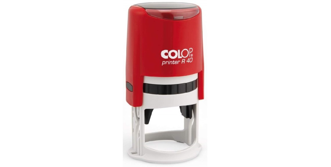 Печать Colop Printer R40 красная в Батайске