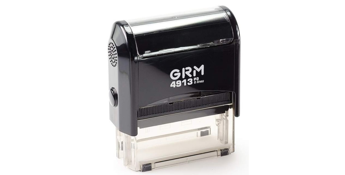 Факсимиле штамп GRM-4913 (58х22)